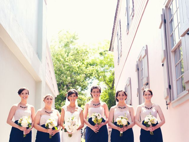 Lauren and Austen's Wedding in Saint Augustine, Florida 8