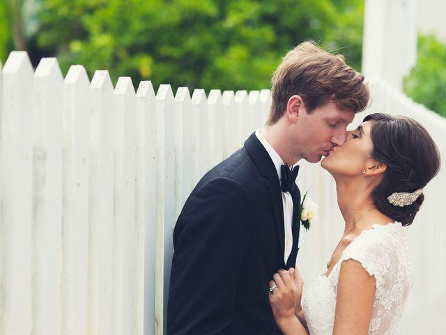 Lauren and Austen's Wedding in Saint Augustine, Florida 1