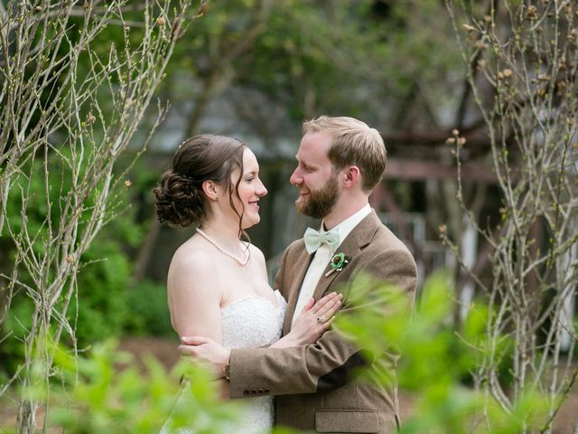 The wedding of Matthew and Emilie
