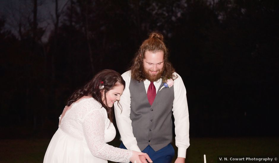 Cory and Regan's Wedding in Carriere, Louisiana