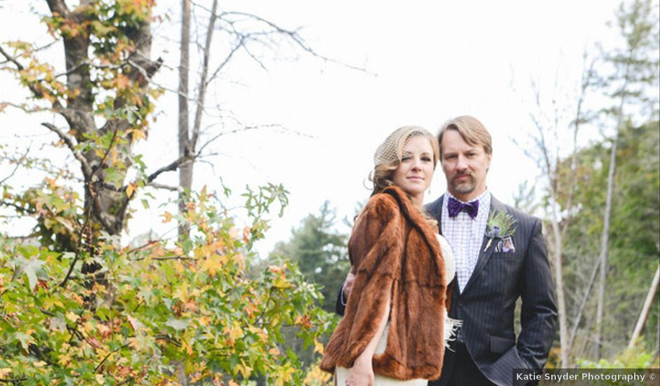 Rachelle and Jay's Wedding in Erwin, Tennessee