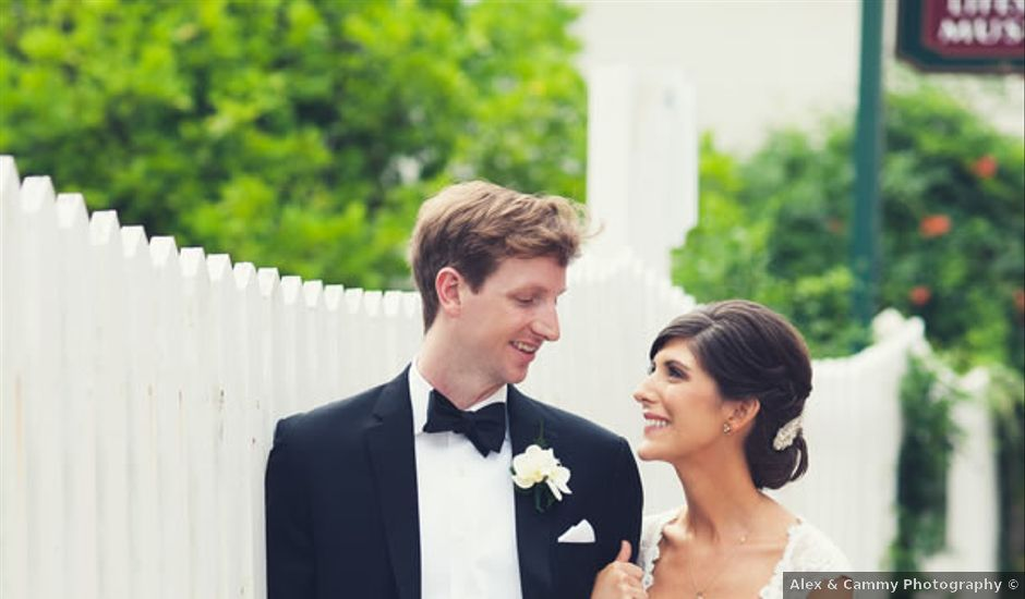 Lauren and Austen's Wedding in Saint Augustine, Florida