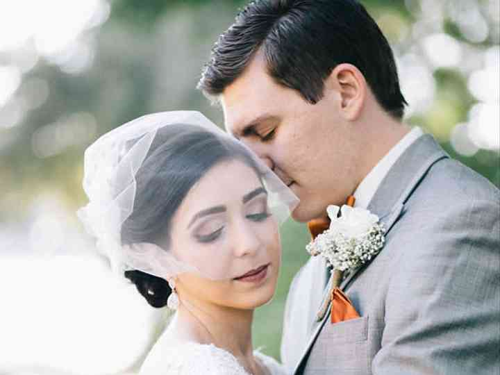 The wedding of Nathaniel and Gabriella