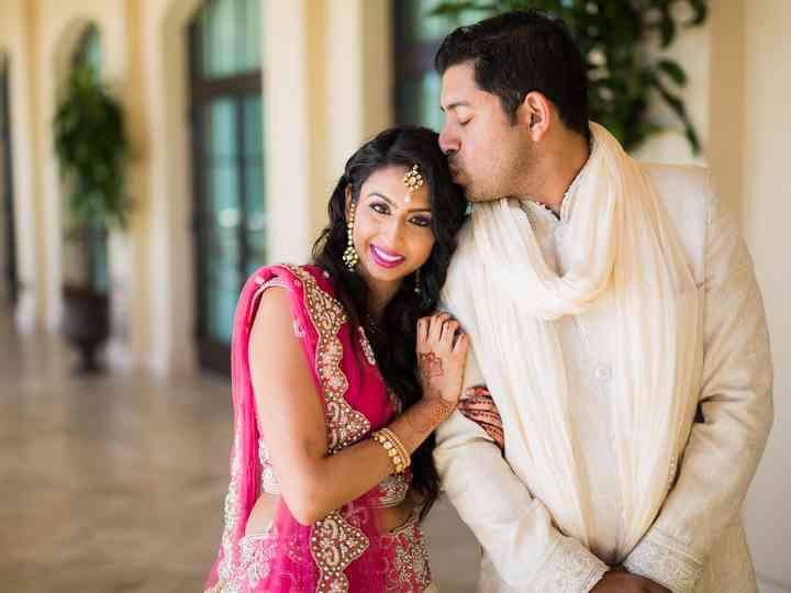The wedding of Neel and Supriya