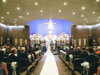 Elena and Peter's Wedding in South Milwaukee, Wisconsin 15