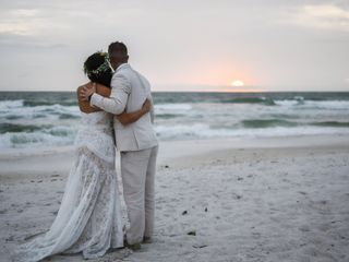 The wedding of Wandita and James 2
