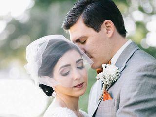 The wedding of Nathaniel and Gabriella 1
