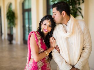The wedding of Neel and Supriya 1
