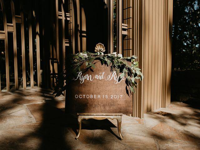 Rylie and Ryan's Wedding in Centerton, Arkansas 7