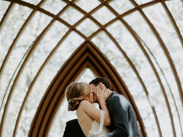 Rylie and Ryan's Wedding in Centerton, Arkansas 13