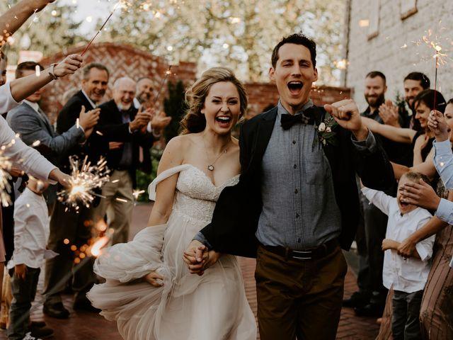 Rylie and Ryan's Wedding in Centerton, Arkansas 27
