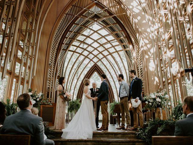 Rylie and Ryan's Wedding in Centerton, Arkansas 11