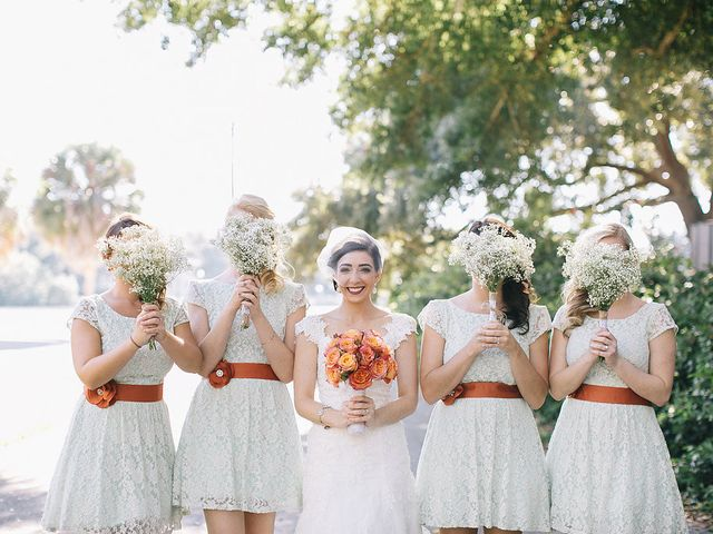 Gabriella and Nathaniel's Wedding in Saint Petersburg, Florida 9