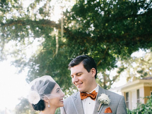 Gabriella and Nathaniel's Wedding in Saint Petersburg, Florida 8