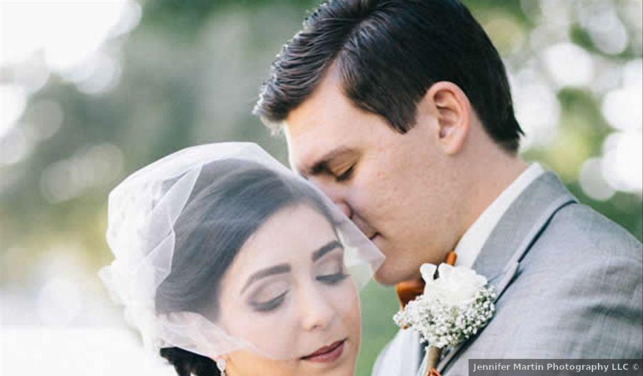 Gabriella and Nathaniel's Wedding in Saint Petersburg, Florida