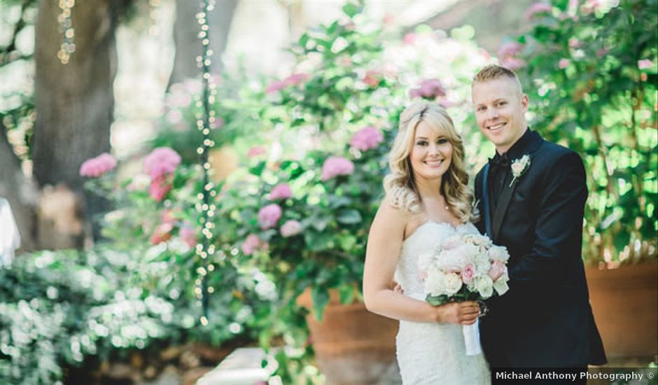 Brooke and Kyle's Wedding in Malibu, California