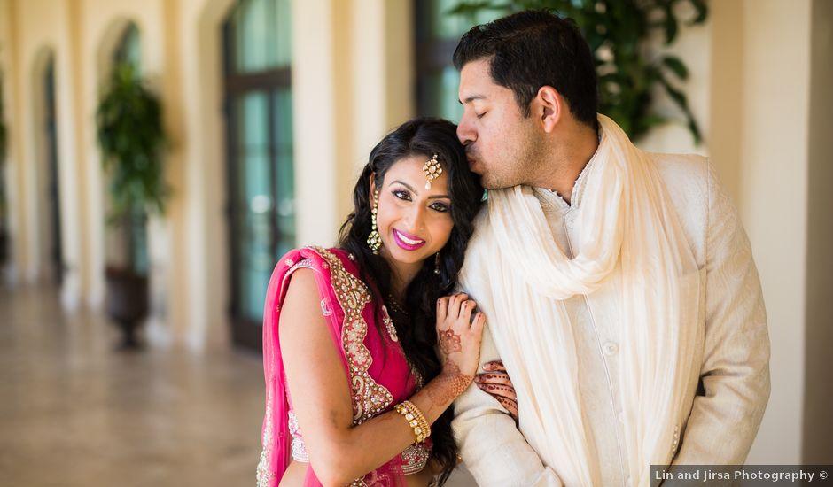 Supriya and Neel's Wedding in Rancho Palos Verdes, California