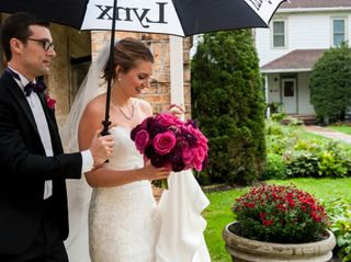 The wedding of David and Kristie 2