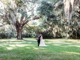 The wedding of Sarah and Greg