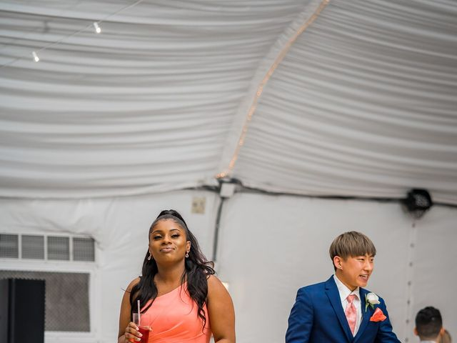 Tae and Kristen's Wedding in Baltimore, Maryland 3
