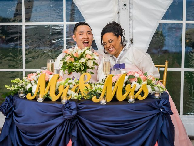 Tae and Kristen's Wedding in Baltimore, Maryland 1