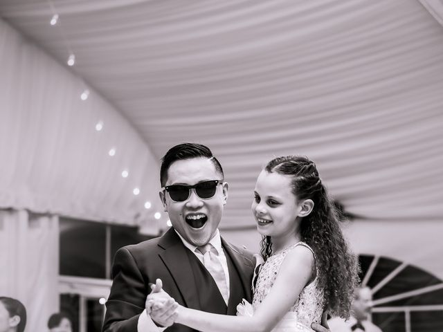 Tae and Kristen's Wedding in Baltimore, Maryland 4