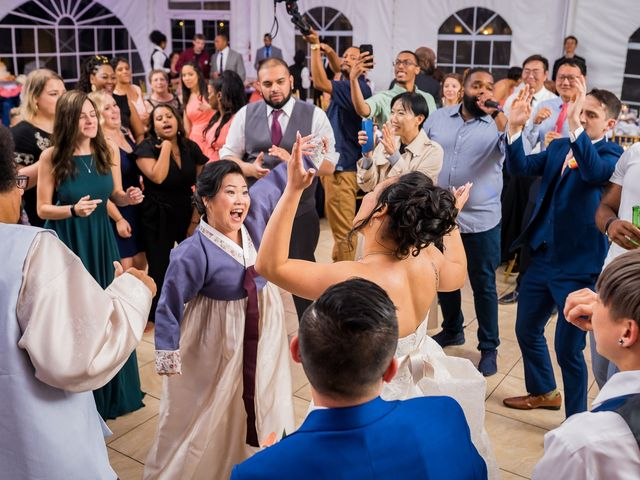 Tae and Kristen's Wedding in Baltimore, Maryland 7