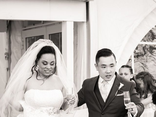 Tae and Kristen's Wedding in Baltimore, Maryland 8