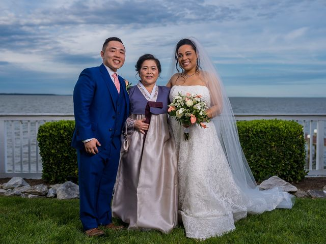 Tae and Kristen's Wedding in Baltimore, Maryland 9
