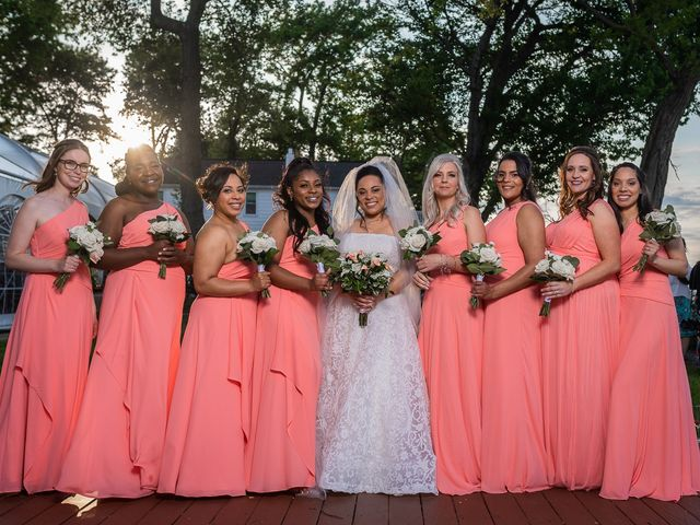 Tae and Kristen's Wedding in Baltimore, Maryland 10