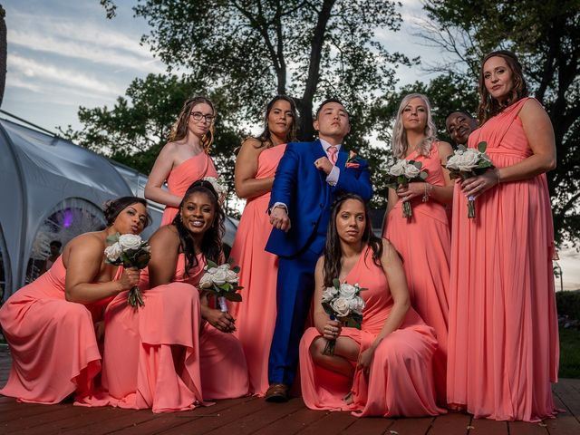 Tae and Kristen's Wedding in Baltimore, Maryland 11