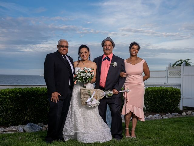 Tae and Kristen's Wedding in Baltimore, Maryland 12