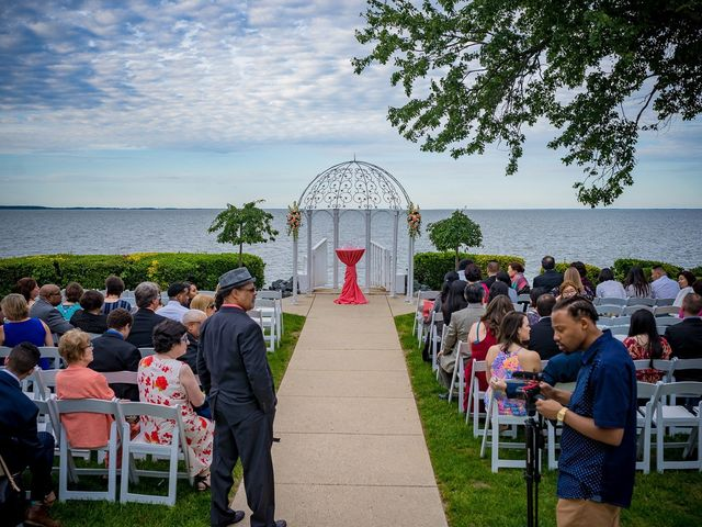 Tae and Kristen's Wedding in Baltimore, Maryland 13