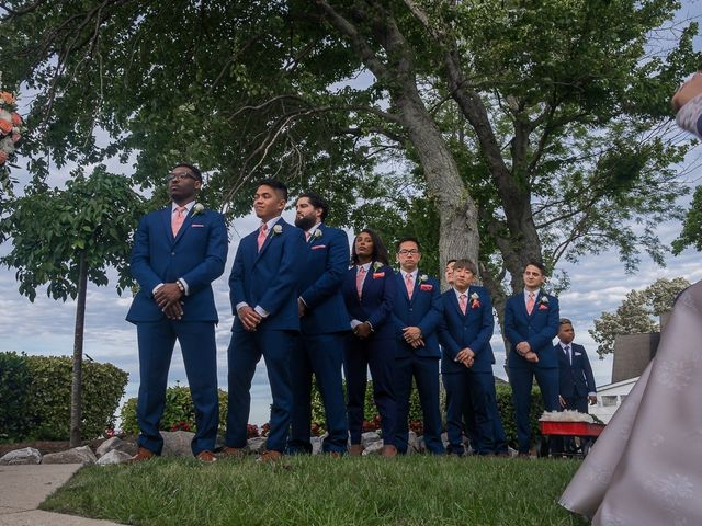 Tae and Kristen's Wedding in Baltimore, Maryland 16