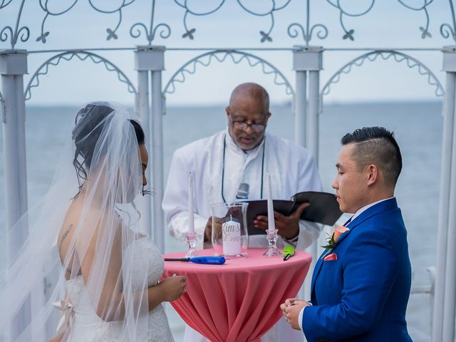Tae and Kristen's Wedding in Baltimore, Maryland 17