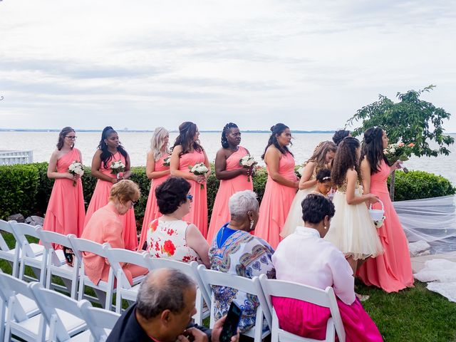 Tae and Kristen's Wedding in Baltimore, Maryland 18