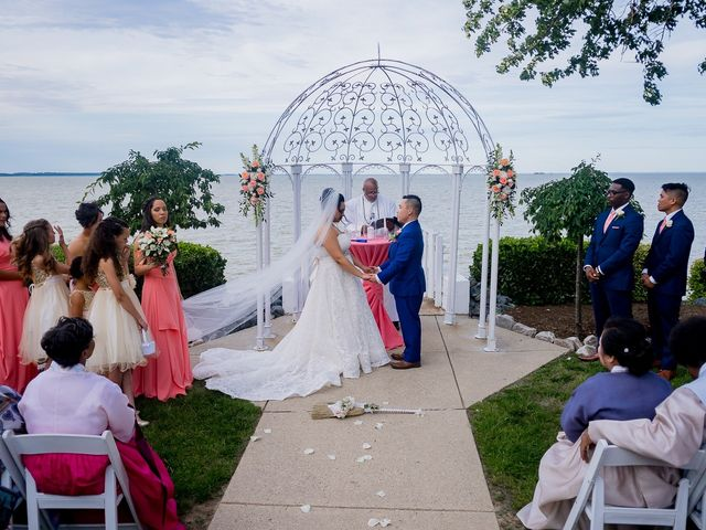 Tae and Kristen's Wedding in Baltimore, Maryland 19