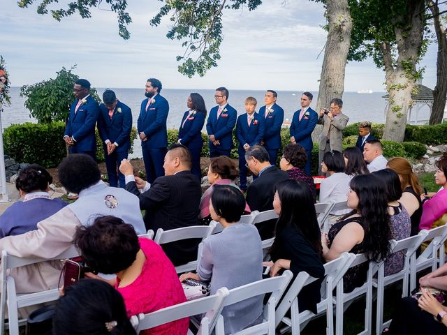 Tae and Kristen's Wedding in Baltimore, Maryland 20