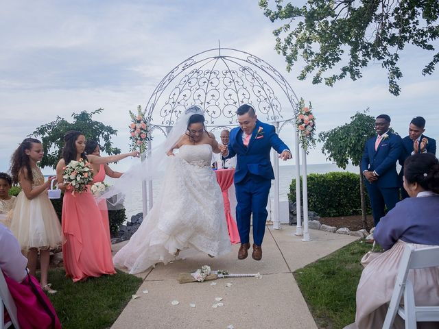 Tae and Kristen's Wedding in Baltimore, Maryland 21
