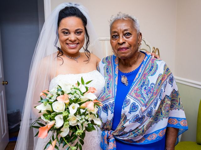 Tae and Kristen's Wedding in Baltimore, Maryland 22