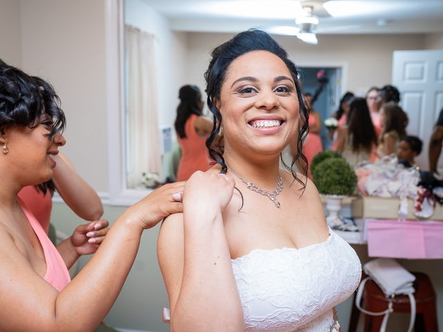 Tae and Kristen's Wedding in Baltimore, Maryland 29