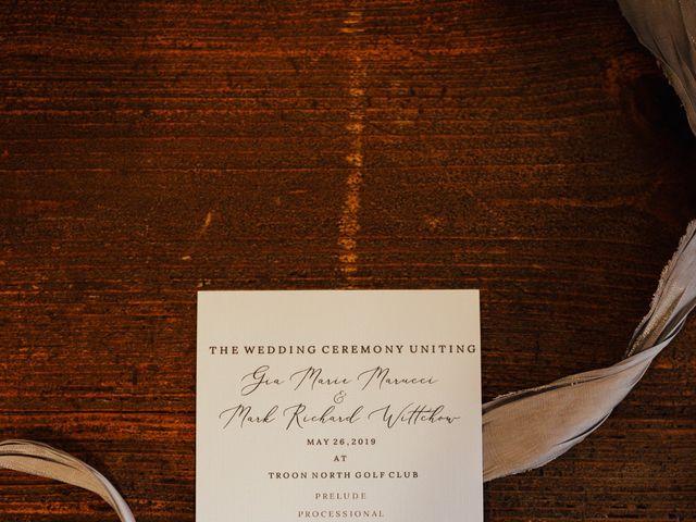 Mark and Gia's Wedding in Scottsdale, Arizona 4