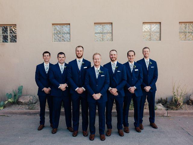 Mark and Gia's Wedding in Scottsdale, Arizona 11