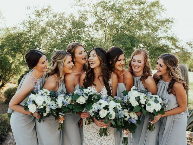 Mark and Gia's Wedding in Scottsdale, Arizona 17
