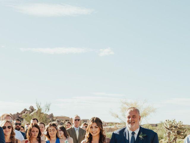 Mark and Gia's Wedding in Scottsdale, Arizona 18