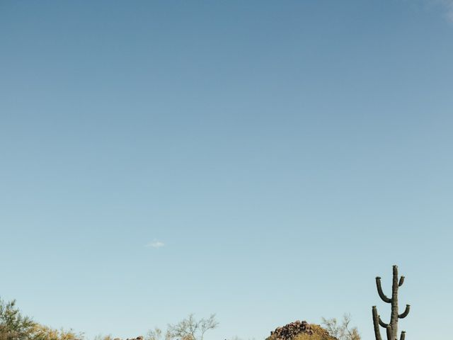 Mark and Gia's Wedding in Scottsdale, Arizona 19