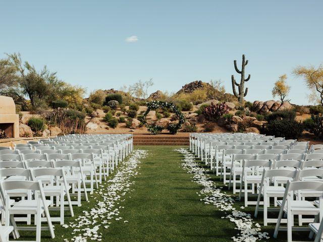 Mark and Gia's Wedding in Scottsdale, Arizona 20