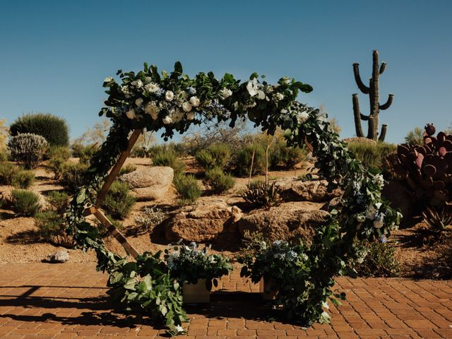Mark and Gia's Wedding in Scottsdale, Arizona 21