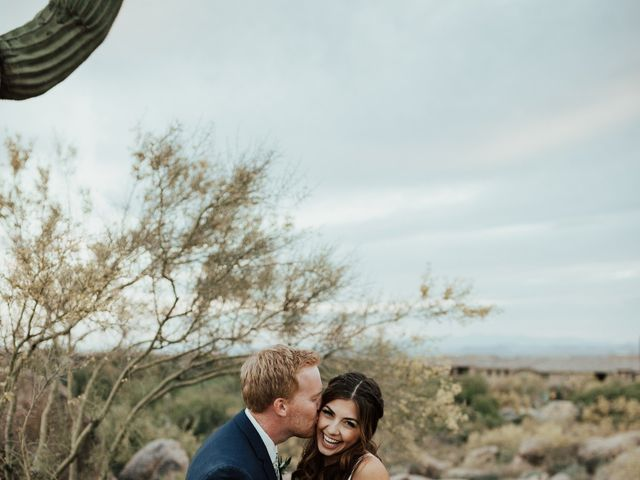Mark and Gia's Wedding in Scottsdale, Arizona 23