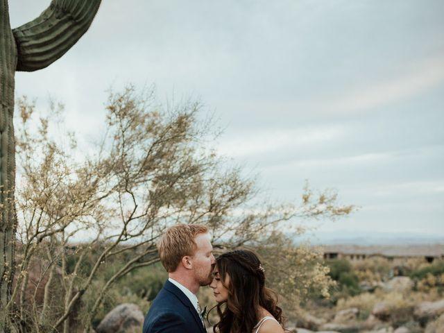 Mark and Gia's Wedding in Scottsdale, Arizona 24